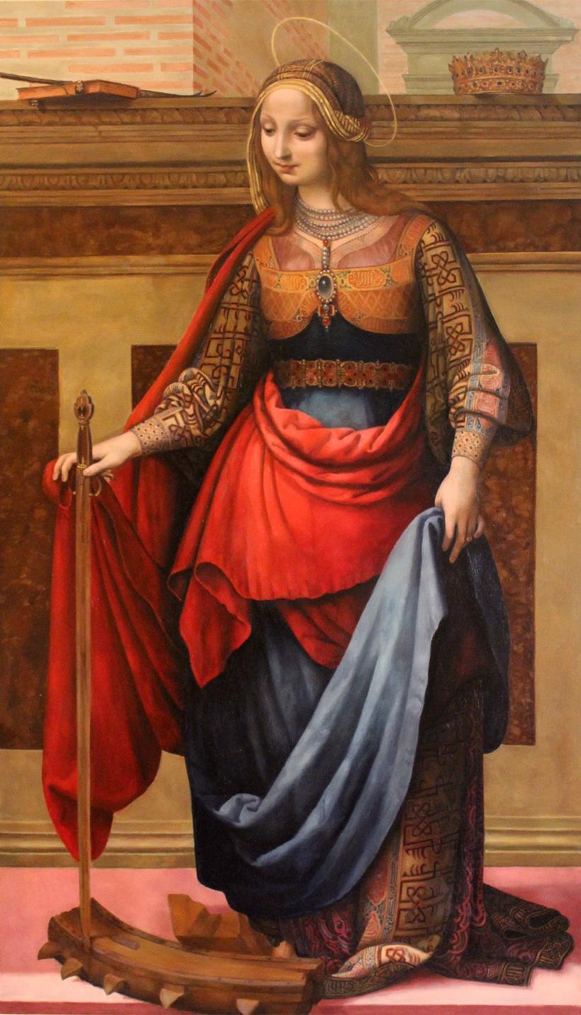 Santa Catalina de Yáñez de la Almedina