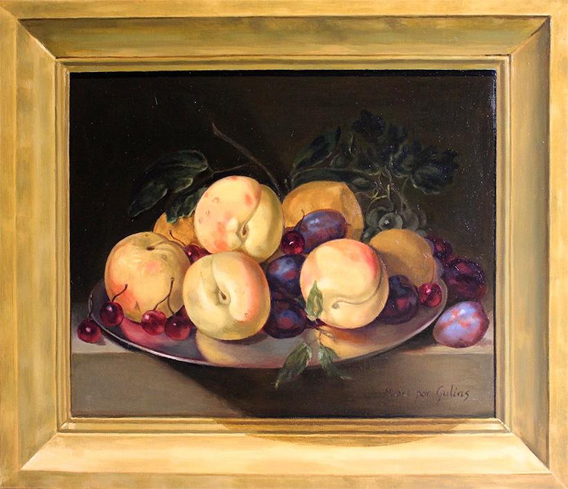 Bodegón de frutas de Hiepes